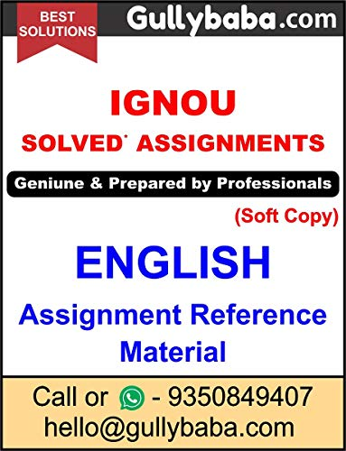 IGNOU BMTC-132 Differential Equation Solved Assignment in English: ignou solved assignment 2020