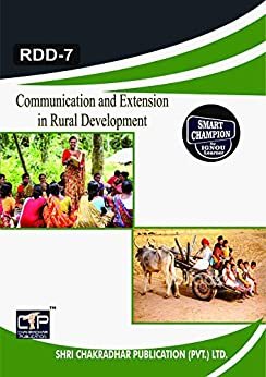 RDD 7 COMMUNICATION AND EXTENSION IN RURAL DEVELOPMENT SOLVED GUESS PAPERS FOR IGNOU EXAM PREPARATION WITH LATEST SYLLABUS