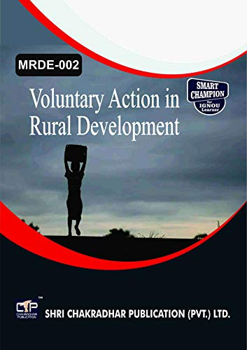 MRDE 002 VOLUNTARY ACTION IN RURAL DEVELOPMENT SOLVED GUESS PAPERS FOR IGNOU EXAM PREPARATION WITH LATEST SYLLABUS
