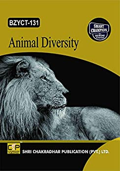 BZYCT 131 ANIMAL DIVERSITY SOLVED GUESS PAPERS FOR IGNOU EXAM PREPARATION WITH LATEST SYLLABUS