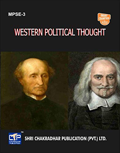 MPSE 3 WESTERN POLITICAL THOUGHT SOLVED GUESS PAPERS FOR IGNOU EXAM PREPARATION WITH LATEST SYLLABUS