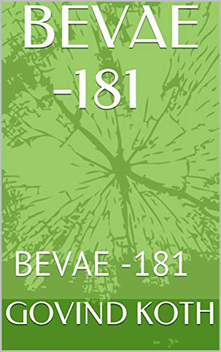 BEVAE -181 पर्यावरण अध्ययन: BEVAE -181 पर्यावरण अध्ययन (IGNOU ASSIGNMENT Book 1)