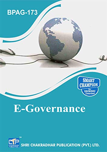 BPAG 173 E-GOVERNANCE SOLVED GUESS PAPERS FOR IGNOU EXAM PREPARATION WITH LATEST SYLLABUS