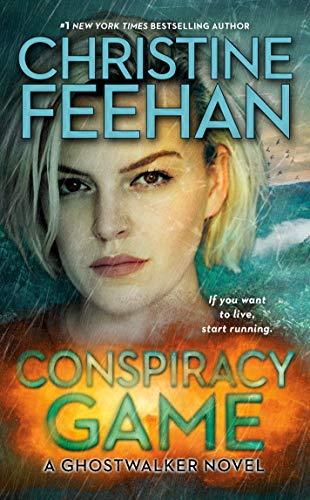 Conspiracy Game (Ghostwalker Novel Book 4)