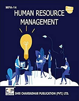 MPA 14 HUMAN RESOURCE MANAGEMENT SOLVED GUESS PAPERS FOR IGNOU EXAM PREPARATION (LATEST SYLLABUS)