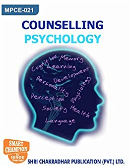 MPCE 021 Counselling Psychology SOLVED GUESS PAPERS FOR IGNOU EXAM PREPARATION WITH LATEST SYLLABUS