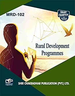 MRD 102 RURAL DEVELOPMENT PROGRAMMES SOLVED GUESS PAPERS FOR IGNOU EXAM PREPARATION WITH LATEST SYLLABUS