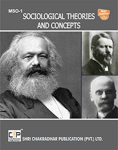 MSO 1 SOCIOLOGICAL THEORIES AND CONCEPTS SOLVED GUESS PAPERS FOR IGNOU EXAM PREPARATION WITH LATEST SYLLABUS