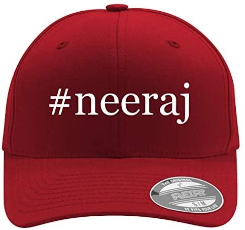 #Neeraj - Flexfit Hashtag Adult Men's Baseball Cap Hat