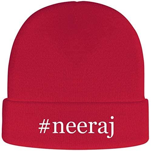 One Legging it Around #Neeraj - Soft Hashtag Adult Beanie Cap