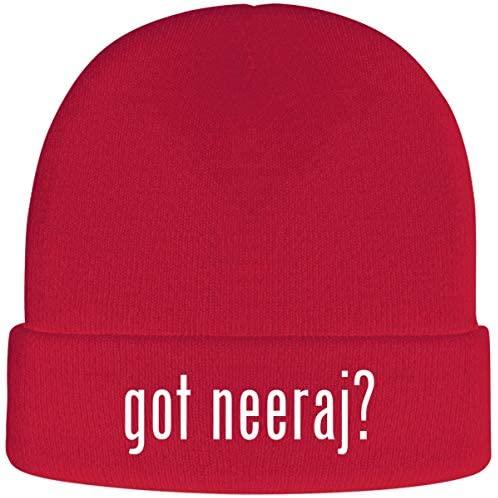 One Legging it Around got Neeraj? - Soft Adult Beanie Cap