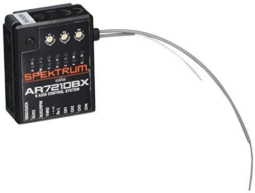 Spektrum DSMX Flybarless Control System