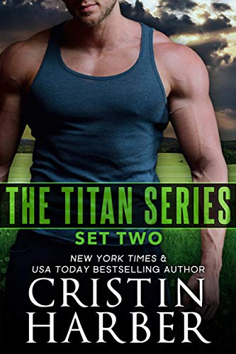 The Titan Series: Set Two (Titan Box Set Book 2)