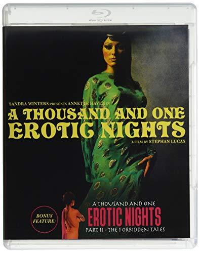 Thousand & One Erotic Nights 1 & 2 [Blu-ray]