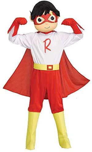 Toddler's Ryan's World Red Titan Costume